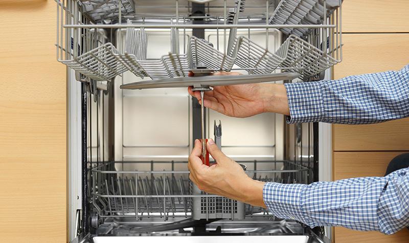 Preços de reparação de máquinas de lavar
