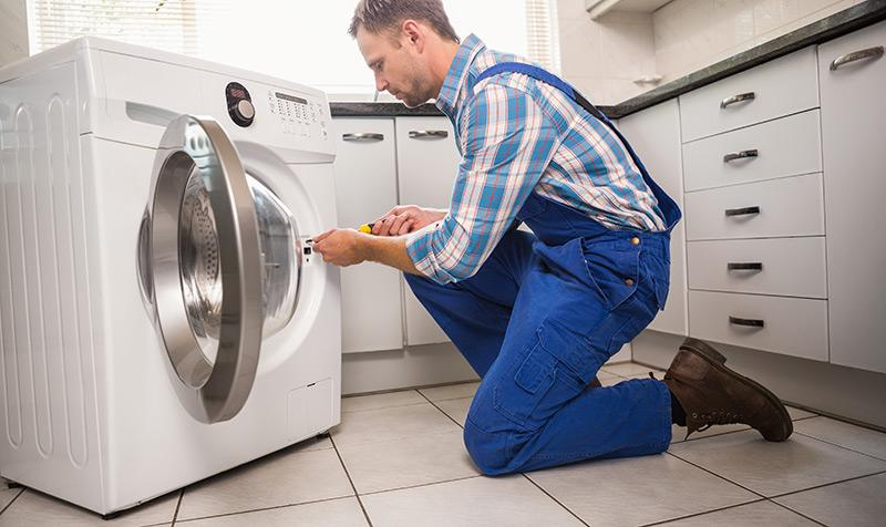 Reparação de máquinas de lavar