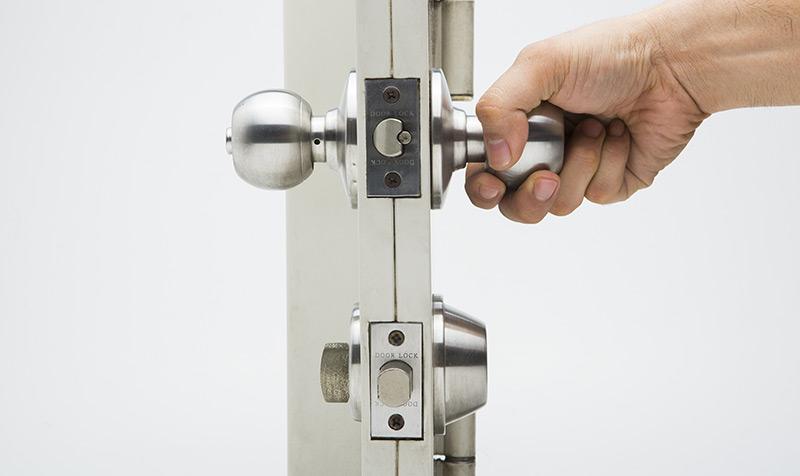 Trocar de fechaduras