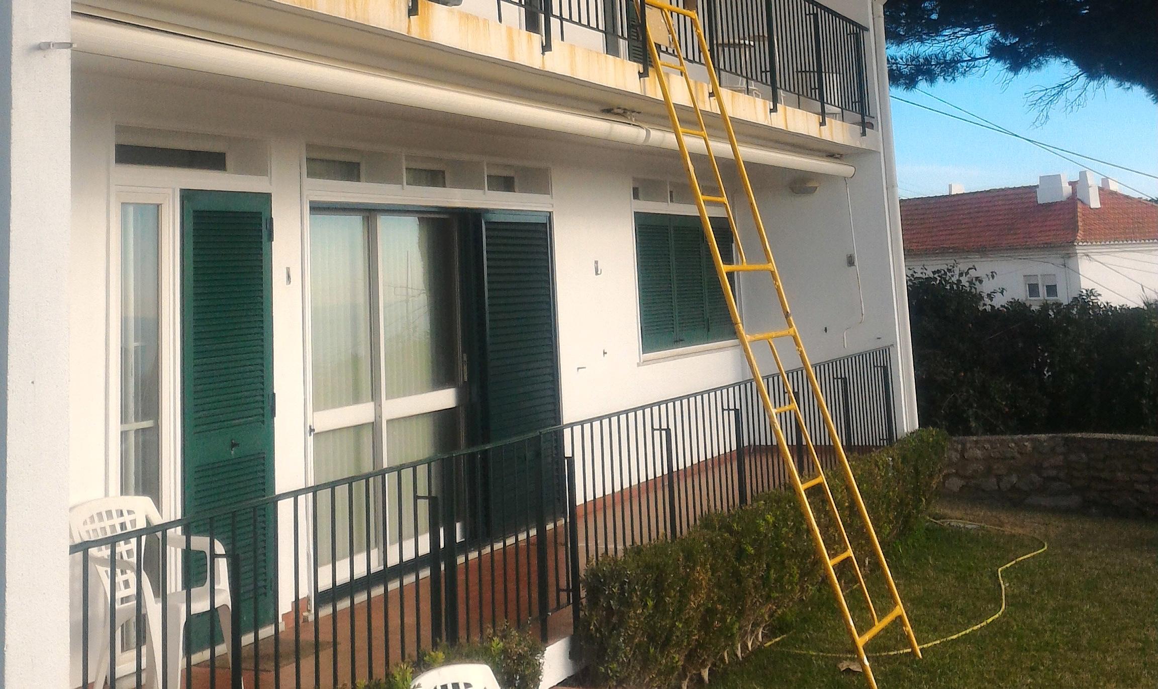 Pintura exterior de casas