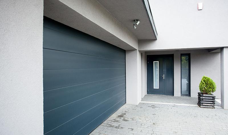 Instalação de portões de garagem Braga
