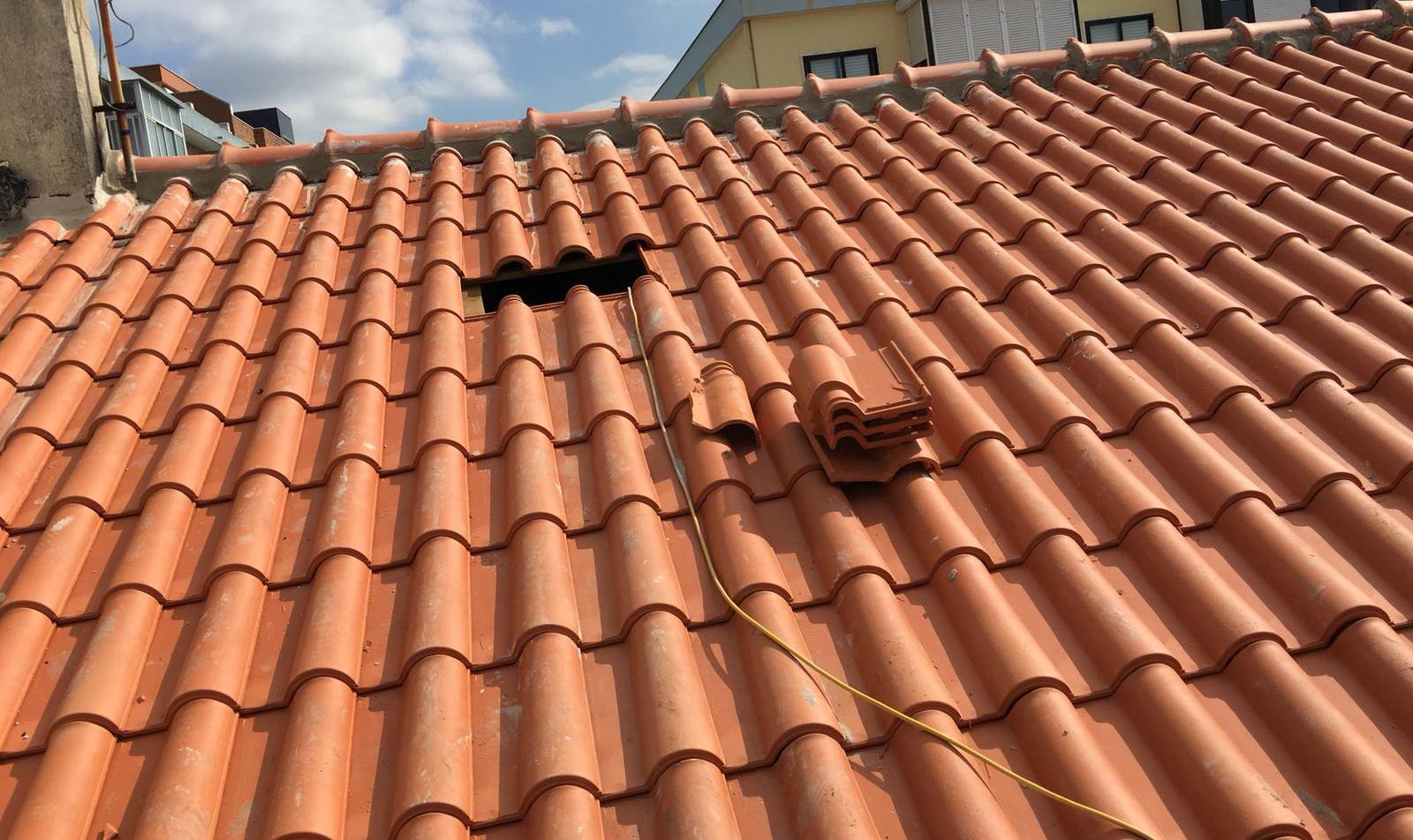 Manutenção de telhados Lisboa