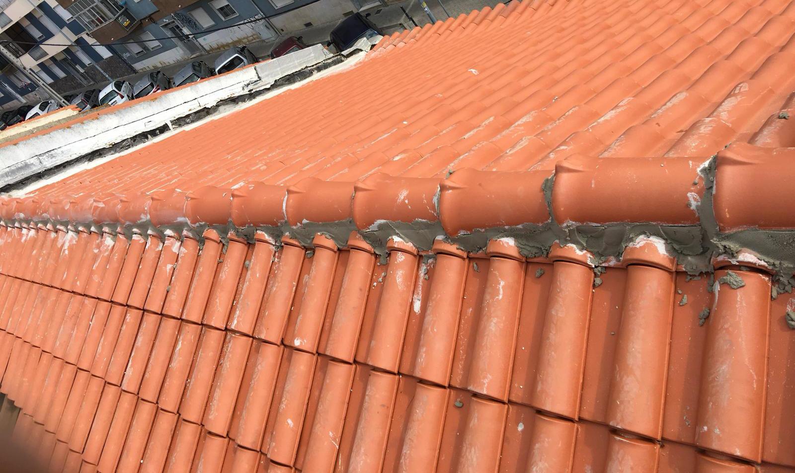 Reparar telhado Lisboa