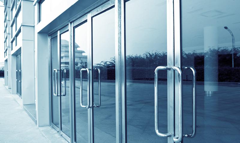 SOS Substituição de portas de vidro
