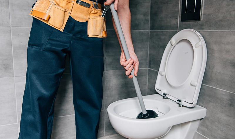 Desentupimento de sanitas Porto